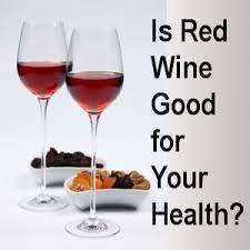 نبيذ احمر